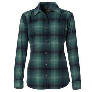 Royal Robbins MerinoLux Plaid Flannel Shirt